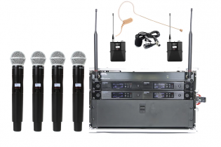 Digital Wireless Microphones