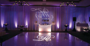 Monogram Uplighting & Washes