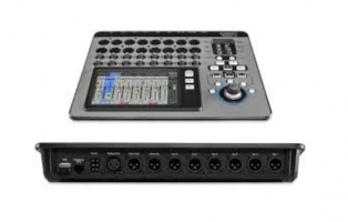 TouchMix-16 Professional Digital Mixer - $145 daily