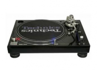 Technics SL-1210M5G Turntable - $125 daily