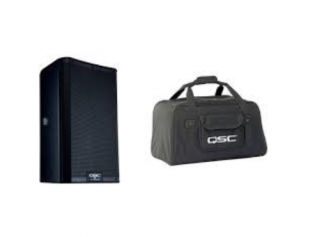 QSC K8.2 - Speaker/Monitor 2000 watts - $55 daily