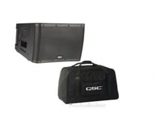QSC KLA12 - Line Array Speaker/Monitor 1000 watts - $125 daily