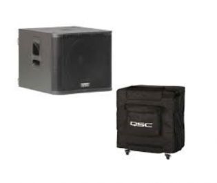 QSC KW181 Subwoofer 2000 watts - $125 daily