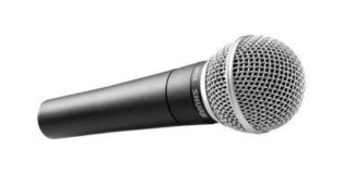 Shure Super 55 Big Boy - $40 daily