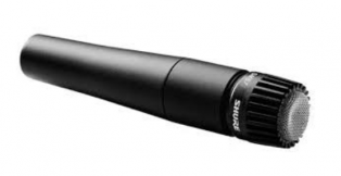 Shure SM58 - $20 daily