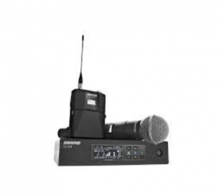 Shure SM58 ULX Wireless Microphone or Lavalier