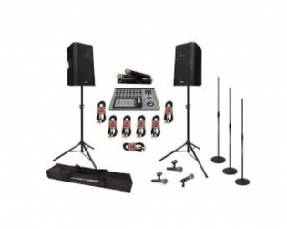 QSC Pro Live Band Package - $495 daily